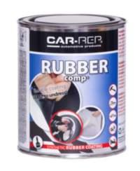 Car-Rep RUBBERcomp Black semigloss 1L