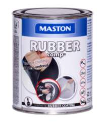 RUBBERcomp Camo brown matt 1L
