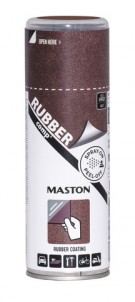 Spray RUBBERcomp Rust effect matt 400ml