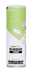 Spray RUBBERcomp Car-Rep Neon Green matt 400ml